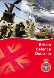 JDP 0-01 British Defence Doctrine (август 2008)