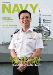 Navy News - журнал ВМС Сингапура