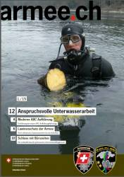 armee.ch Chef der Armee №1 2015