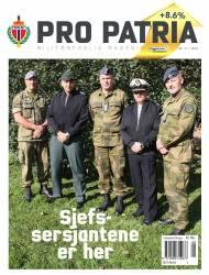 Pro patria ВС Норвегии