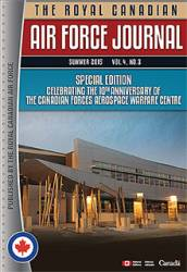 The Royal Canadian Air Force Journal №3 2015