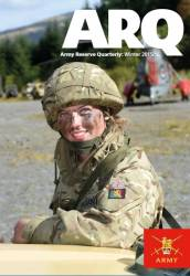 ARQ - Army Reserve Quarterly Winter 2015/16