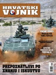 Hrvatski vojnik №495 2016