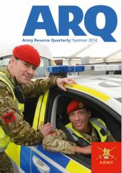 ARQ - Army Reserve Quarterly Summer 2014