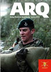 ARQ - Army Reserve Quarterly Spring 2014