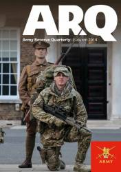 ARQ - Army Reserve Quarterly Autumn 2014