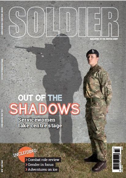 Soldier Magazine №4 2016