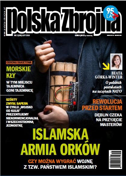 Polska Zbrojna №2 2016