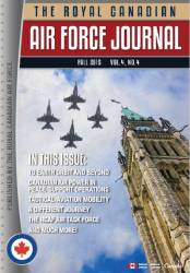 The Royal Canadian Air Force Journal №4 2015