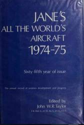Jane's All the World's Aircraft 1974-1975