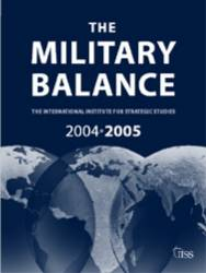 The Military Balance 2004-2005