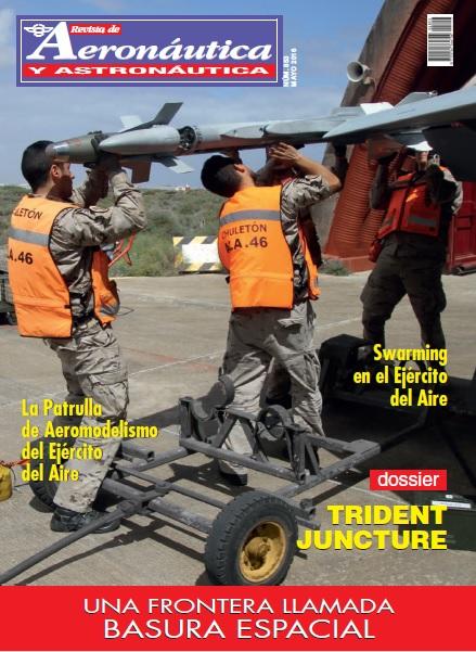 Revista Aeronautica y Astronautica №853