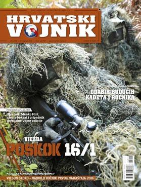Hrvatski vojnik №498