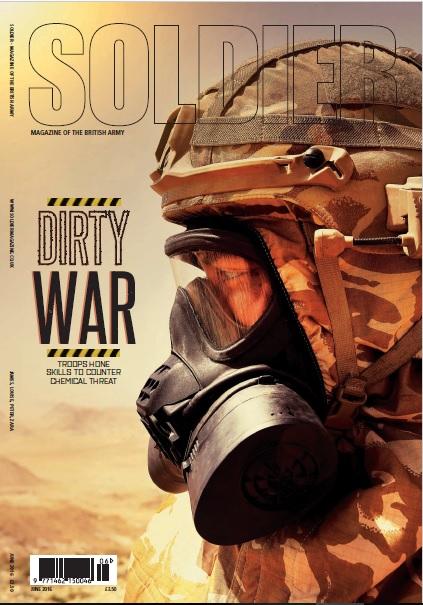 Soldier Magazine №6 2016