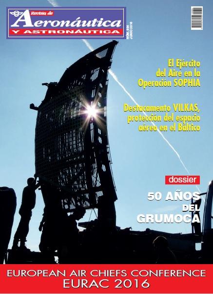 Revista Aeronautica y Astronautica №854