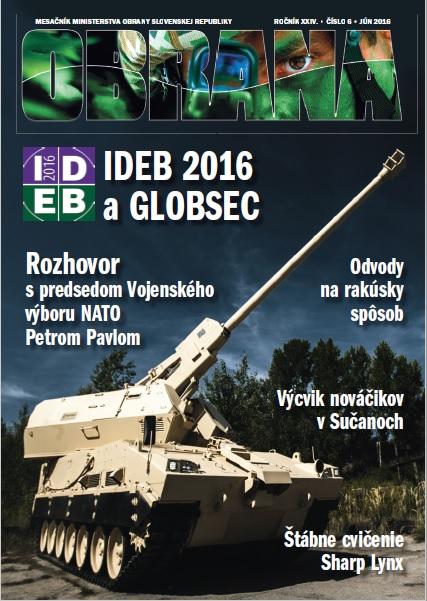 Obrana №6 2016