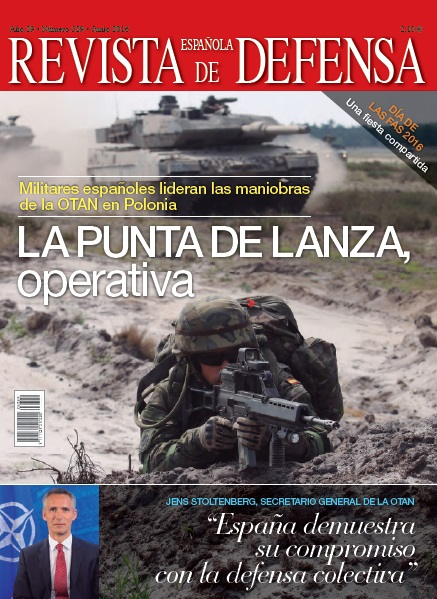 Revista Espanola de Defensa №329