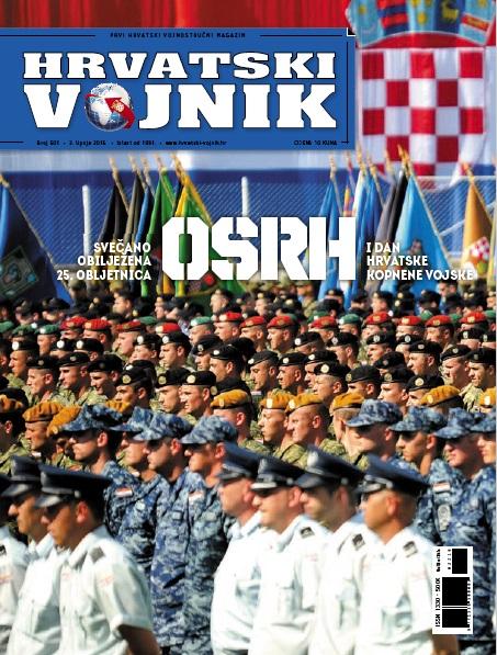 Hrvatski vojnik №501