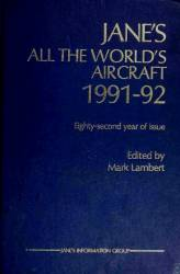 Jane's All the World's Aircraft 1991-1992