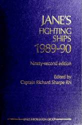 Jane's Fighting Ships 1989-90