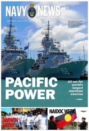 Navy News №12 от 14.07.2016