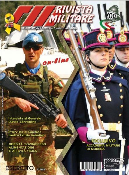 Rivista Militare №2 2016
