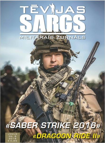 Tevijas Sargs №6 2016