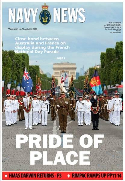 Navy News №13 от 28.07.2016