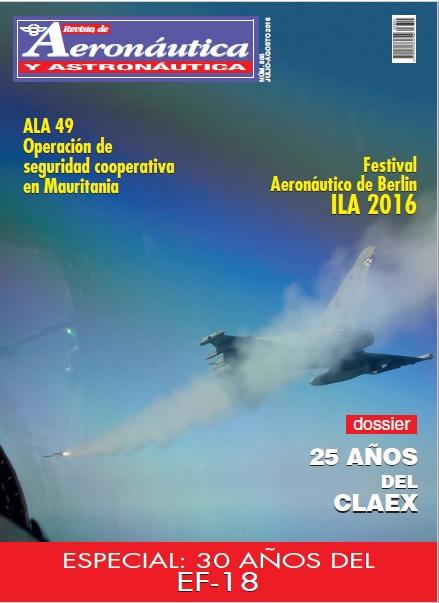 Revista Aeronautica y Astronautica №855