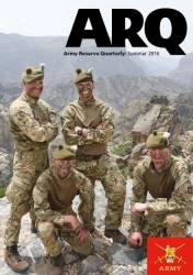 ARQ - Army Reserve Quarterly Summer 2016