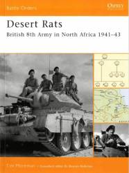 Desert Rats British 8th Army in North Africa 1941–43