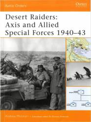 Desert Raiders Axis and Allied Special Forces 1940–43