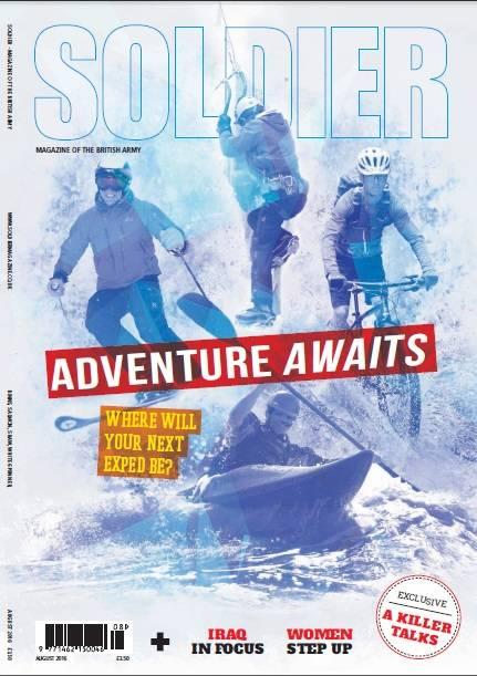 Soldier Magazine №8 2016
