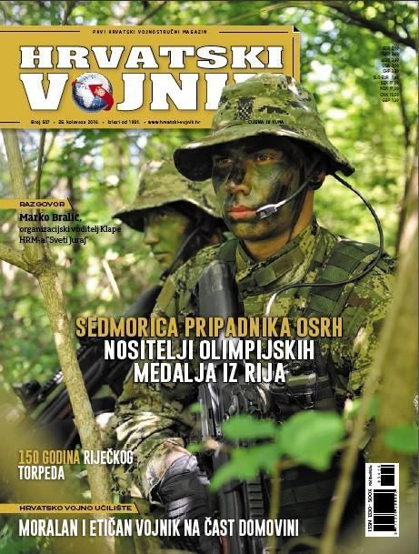 Hrvatski vojnik №507