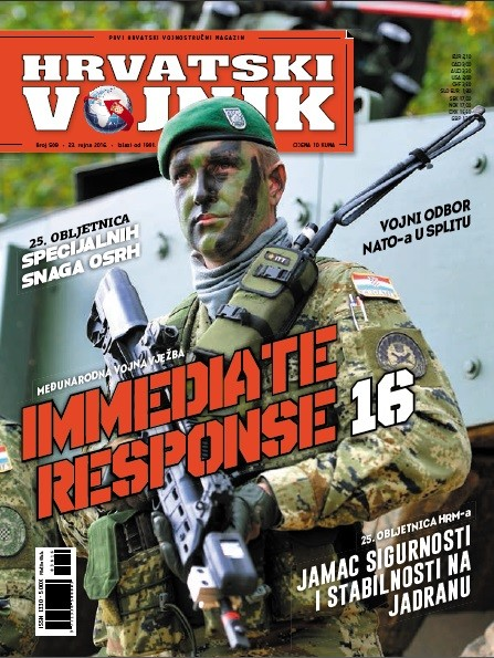 Hrvatski vojnik №509