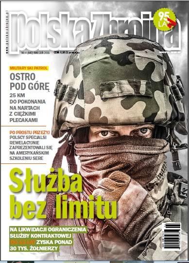 Polska Zbrojna №4 2016