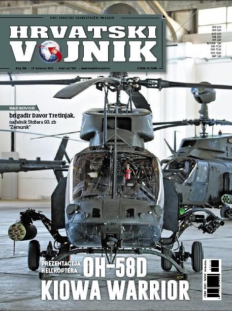 Hrvatski vojnik №506