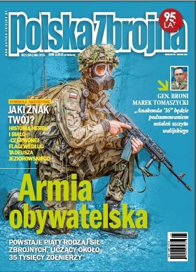 Polska Zbrojna №5 2016