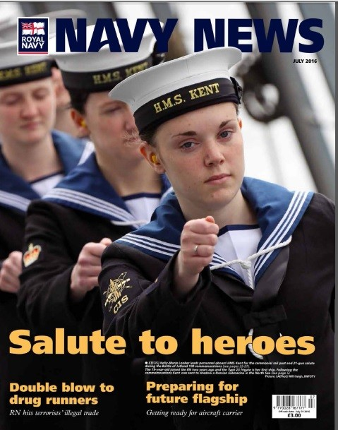 Navy News №7 2016