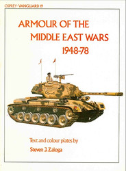 Armour of the Middle East Wars 1948–78