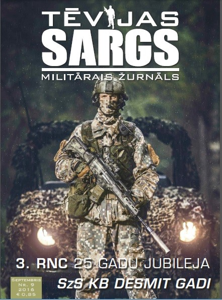 Tevijas Sargs №9 2016