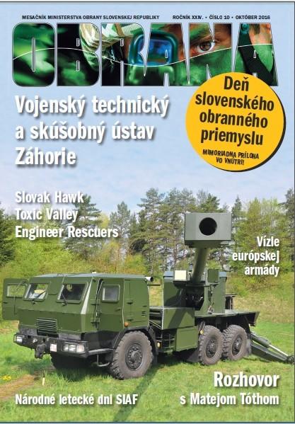 Журнал ВС Obrana