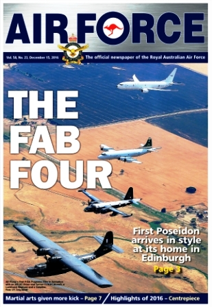 Air Force №23 от 15.12.2016