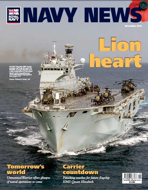 Navy News №11 2016