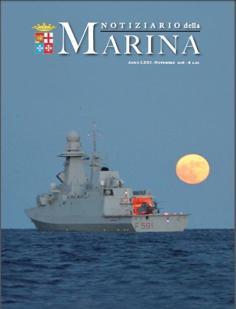 Notiziario della Marina №11 2016