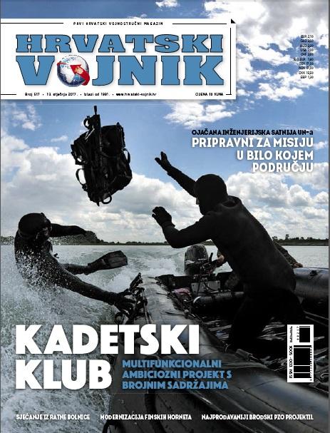 Hrvatski vojnik №517