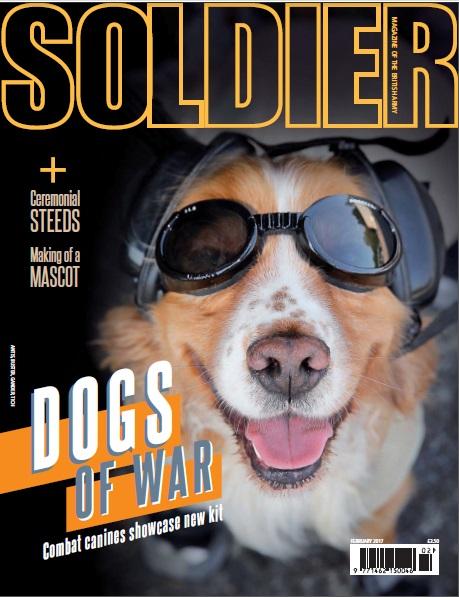Soldier Magazine №2 2017