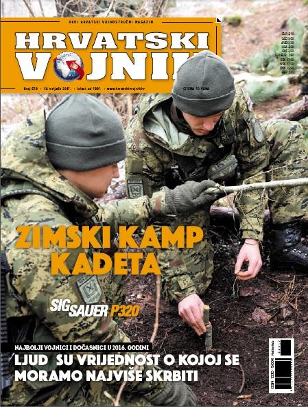 Hrvatski vojnik №519