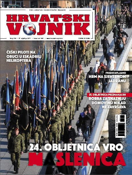 Hrvatski vojnik №518