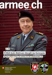 armee.ch Chef der Armee №2 2016